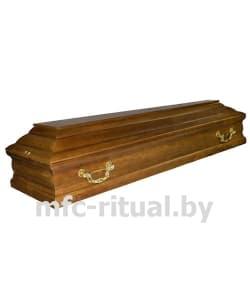 Гроб лакированный Элит