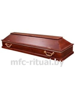 Гроб лакированный С-1