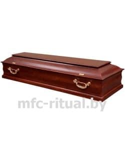 Гроб лакированный 1-ОЛВ