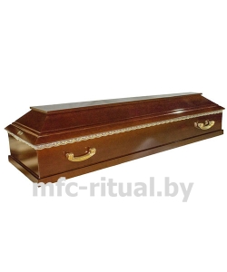 Гроб лакированный Эк-1