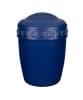 Урна пластиковая (Синий)