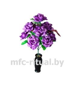 Букет роз декоративных С51/140