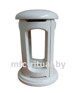 Лампада из литьевого мрамора №2 мрамор