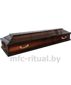 Гроб лакированный П4